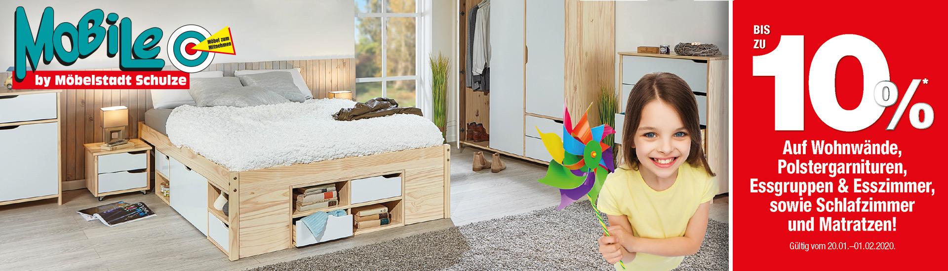 Jugendzimmer mit praktischem Ordnungssystem | Mobile | Schulze Möbelstadt