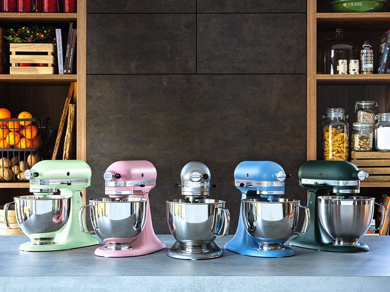 KitchenAid - Küchenmaschine - Standmixer - Artisan | Möbel Schulze