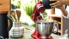 KitchenAid - Küchenmaschine - Artisan Rot | Möbel Schulze