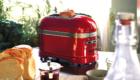 KitchenAid - Toaster Artisan Rot | Möbel Schulze