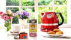 KitchenAid - Wasserkocher Rot | Möbel Schulze