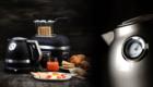 KitchenAid - Wasserkocher & Toaser - schwarz | Möbel Schulze