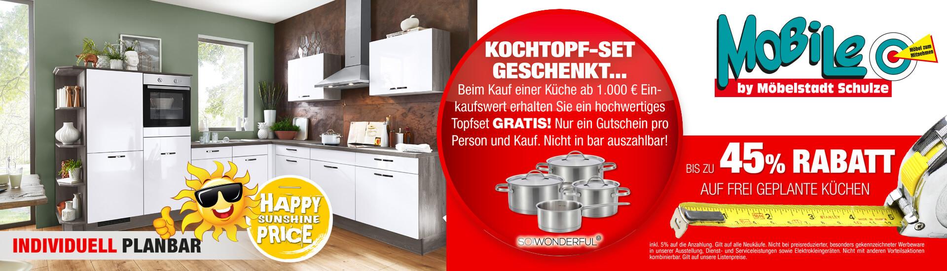 Küchenaktion im Mobile | Rödental