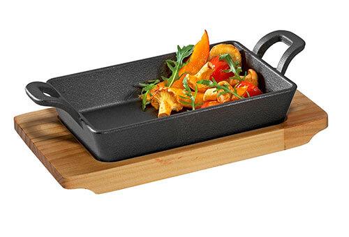Küchenprofi Grill-Servierpfanne